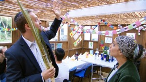 Rabbi Ahrens Sukkot in Zurich