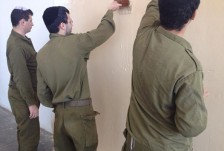 Darkaynu Men at IDF Base