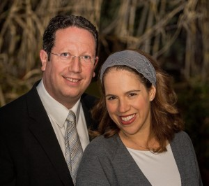 Rabbi Daniel and Ilana Epstein