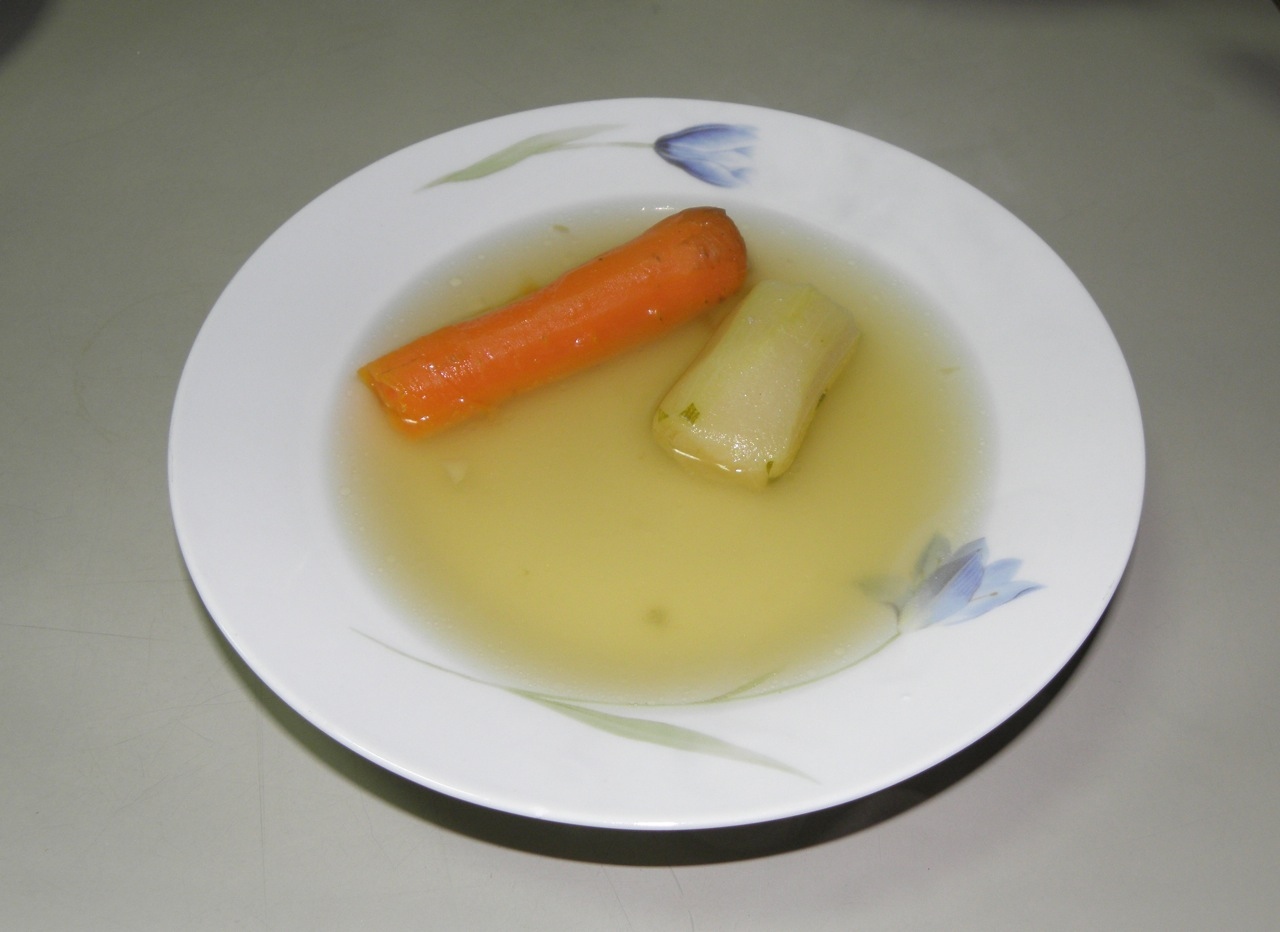 Chicken Soup - Wikipedia Commons