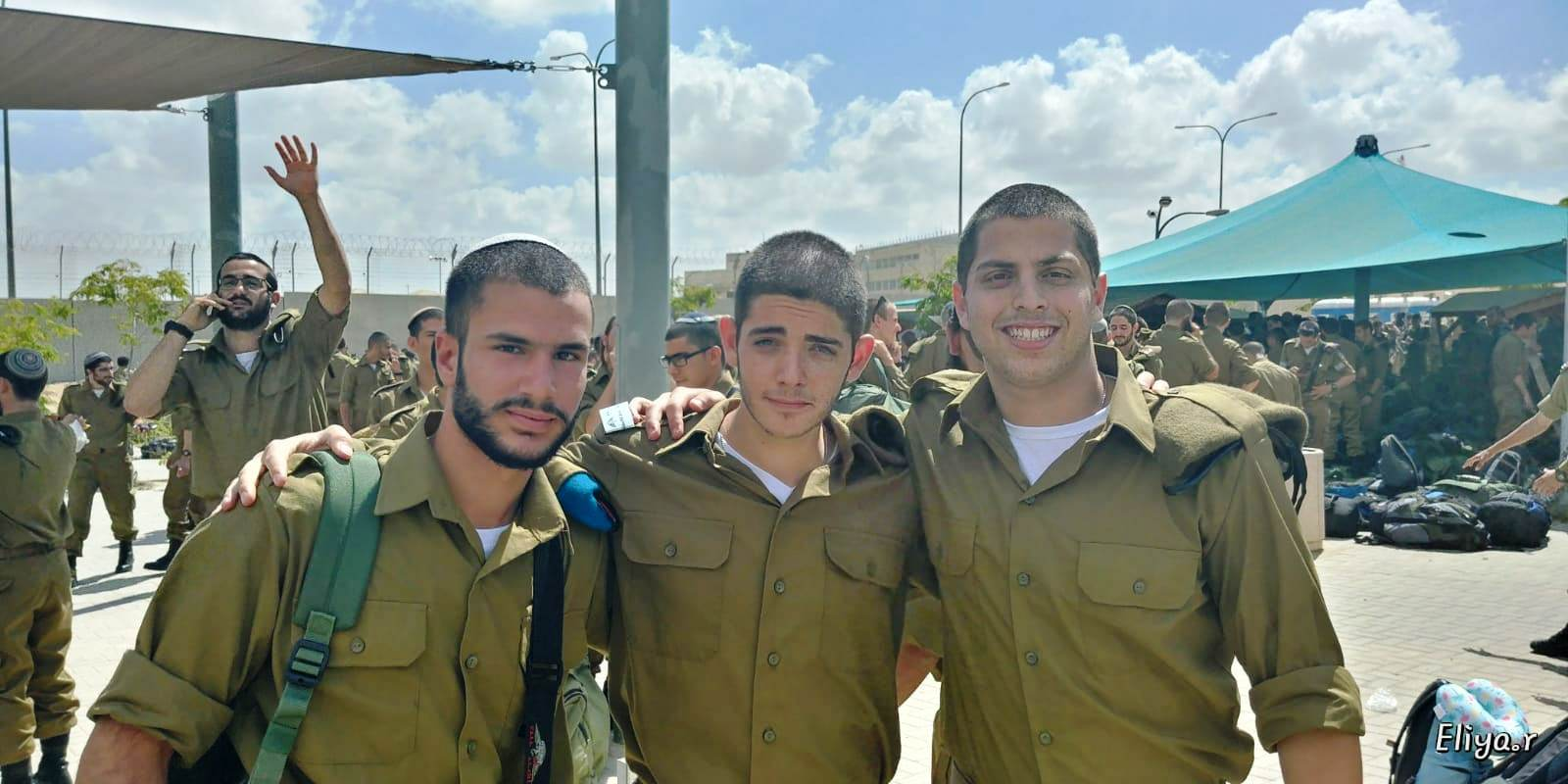 Alumni of Neveh Shmuel in the IDF