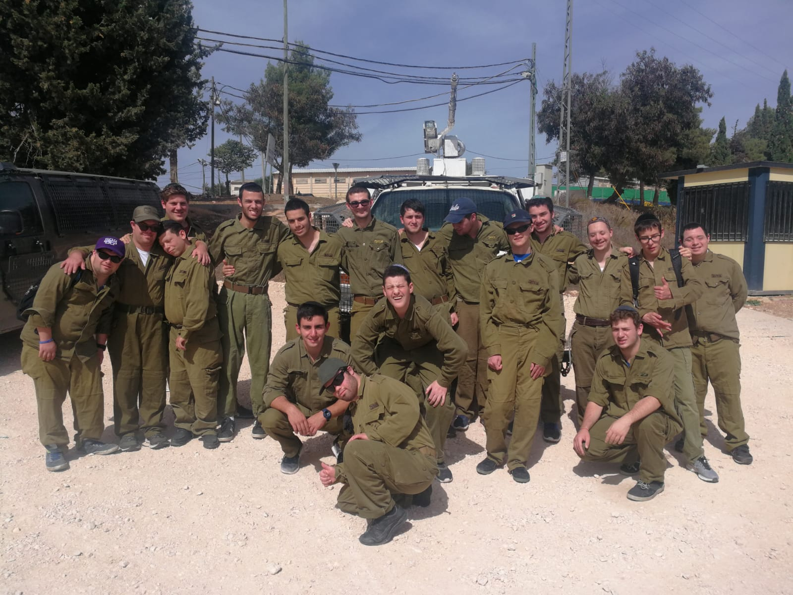 Darkaynu boys in the IDF