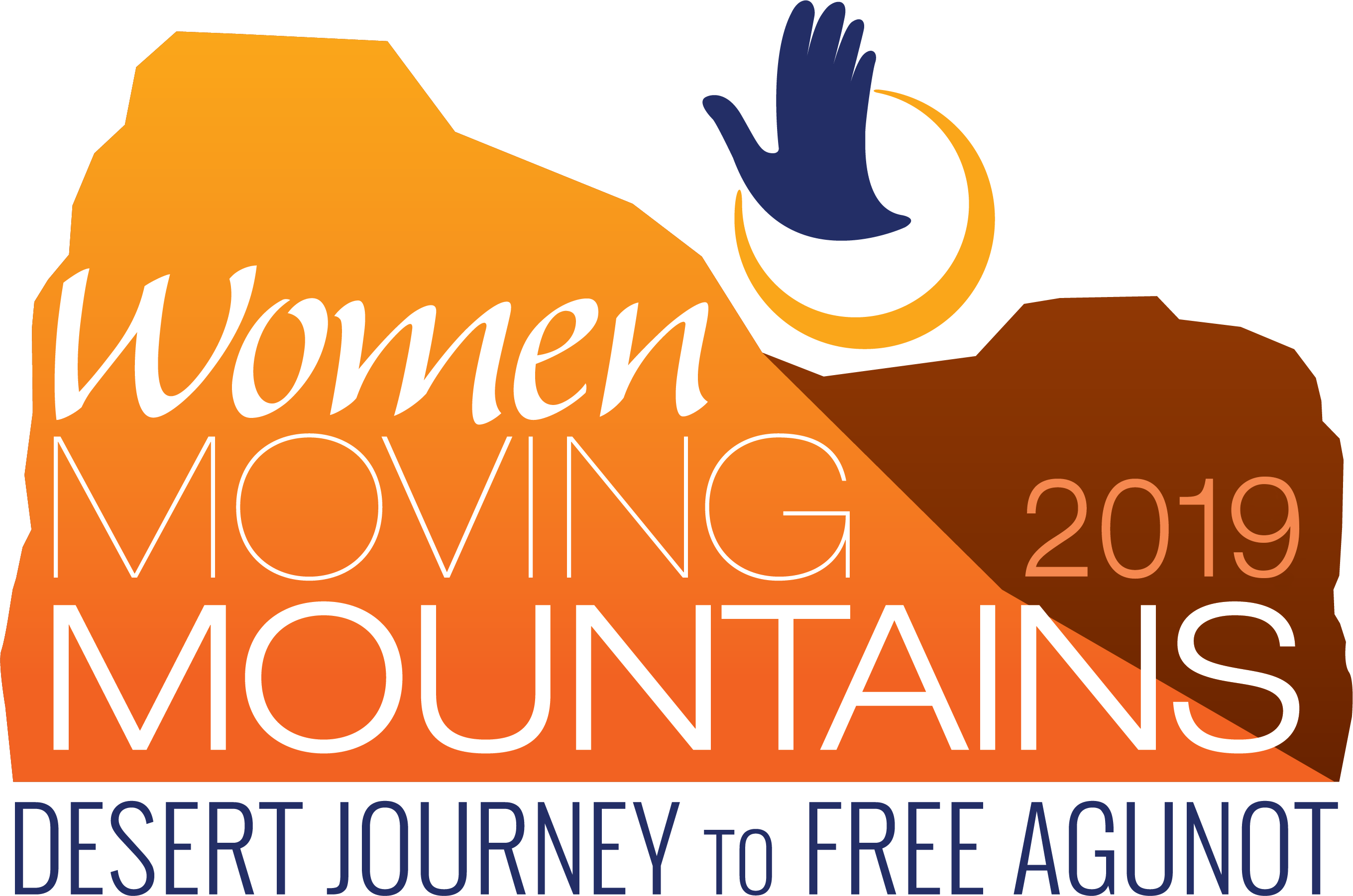 2019 Women Moving Mountains logo