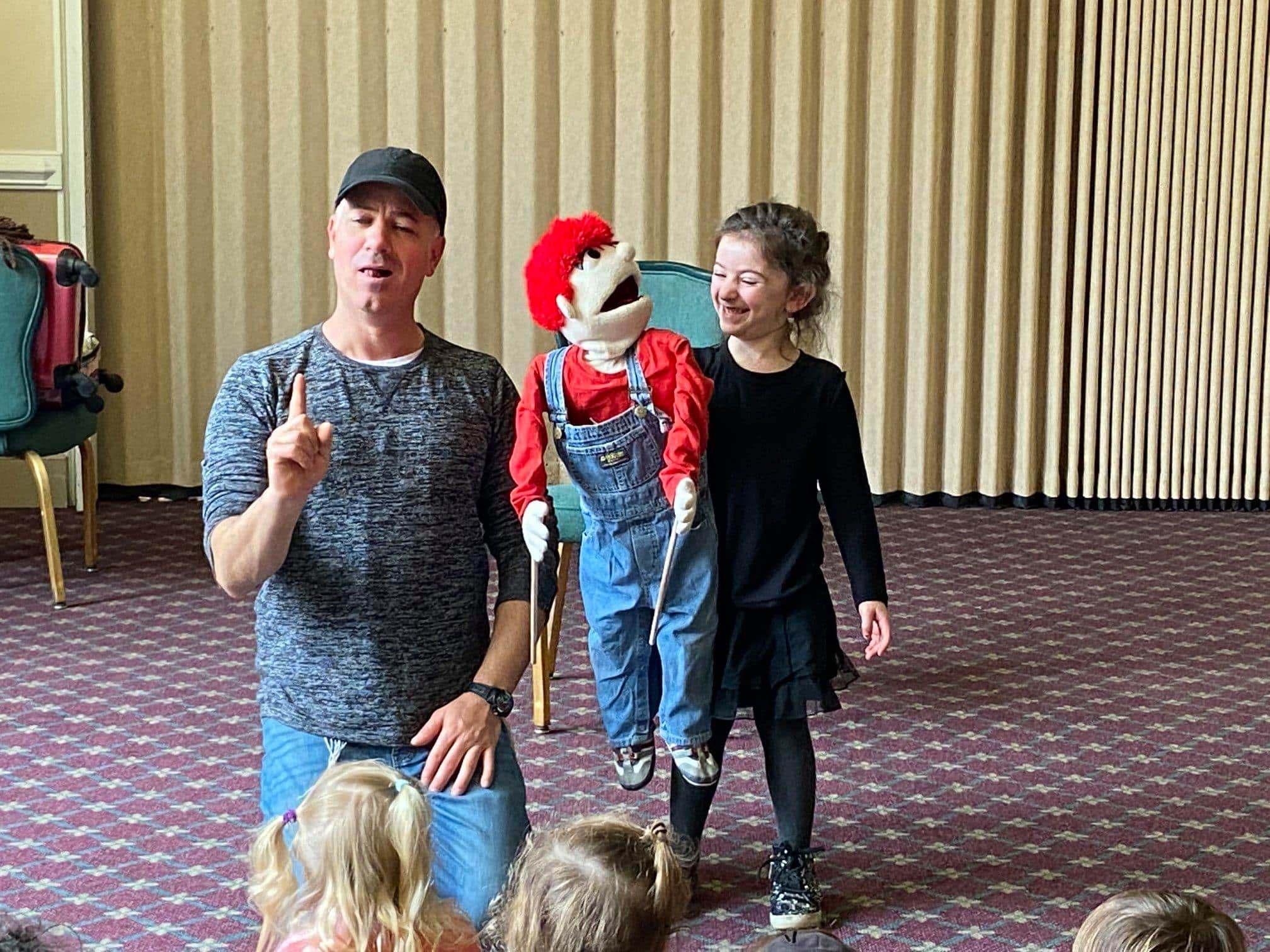 puppeteer in Cherry Hill