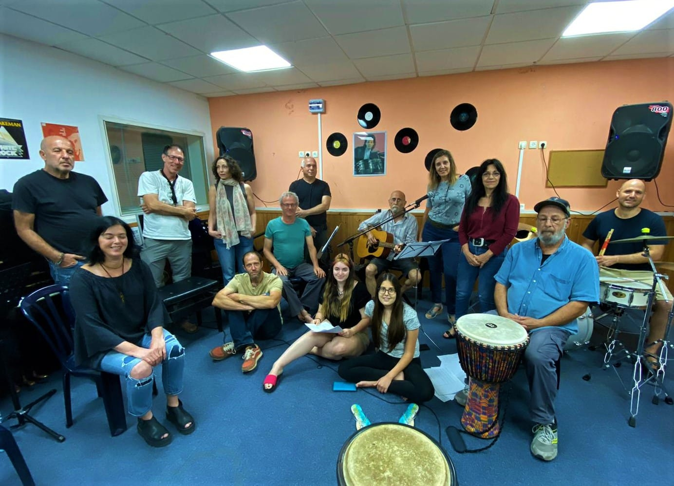 Yachad workshop combining music with Jewish values